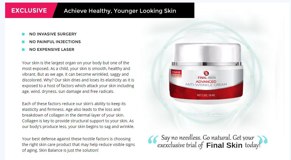 face pack for wrinkle free skin