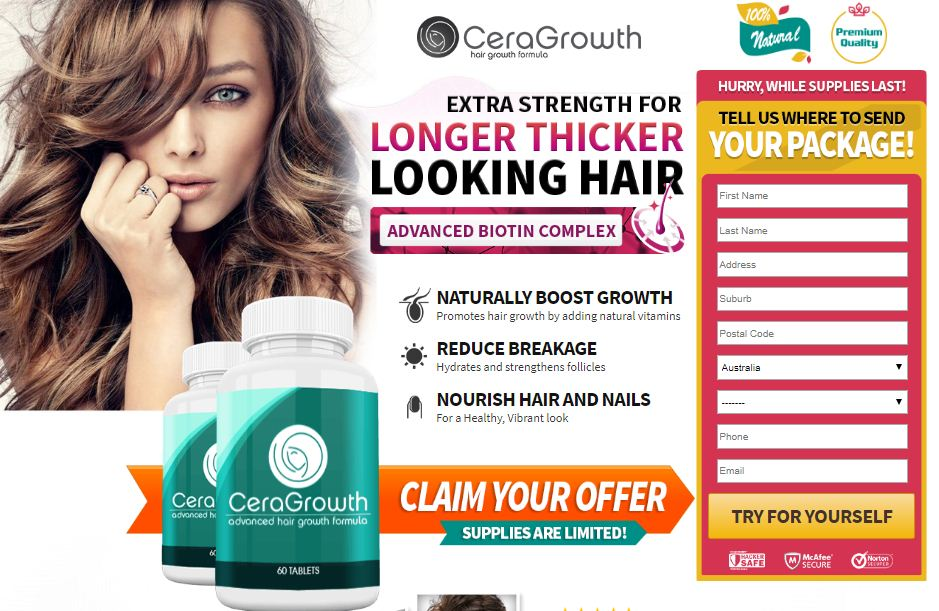 ceragrowth hair