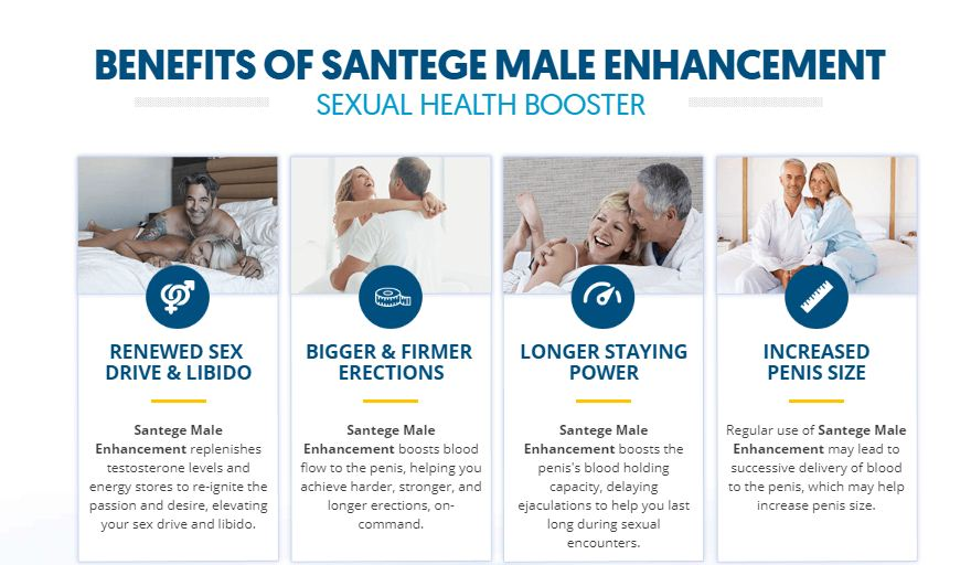 santege male enhancement