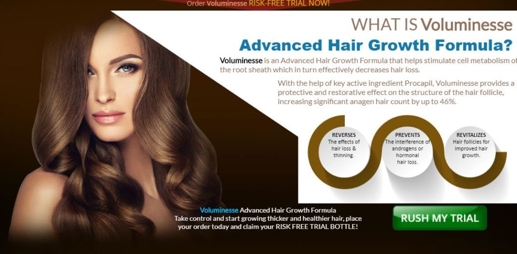 voluminesse hair
