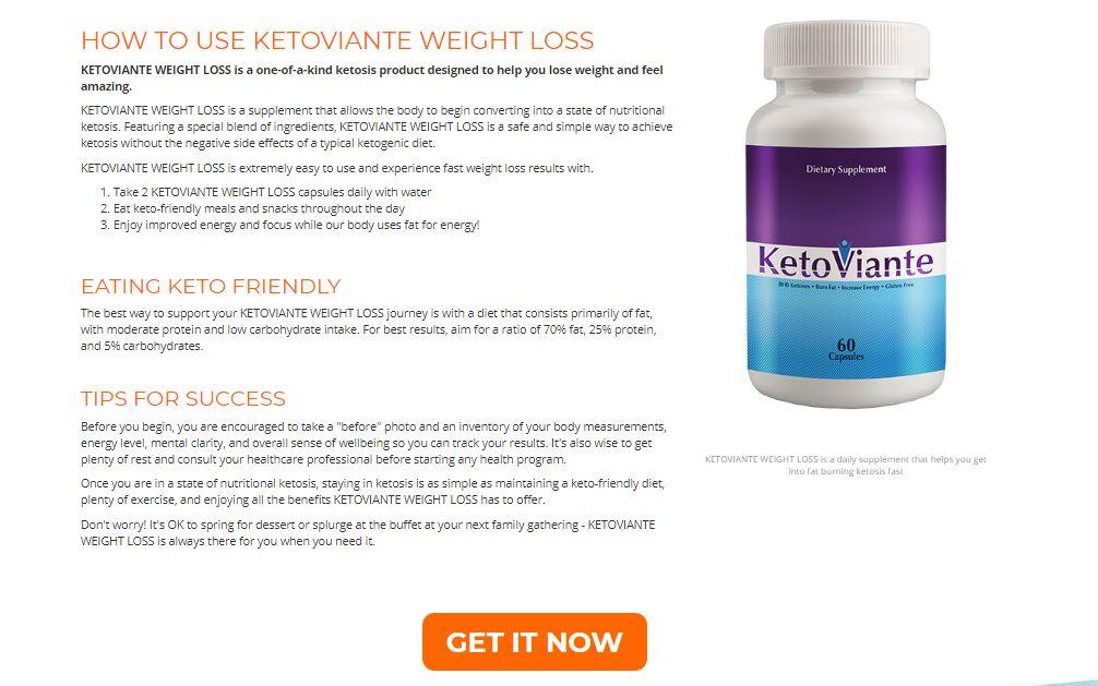 ketoviante diet