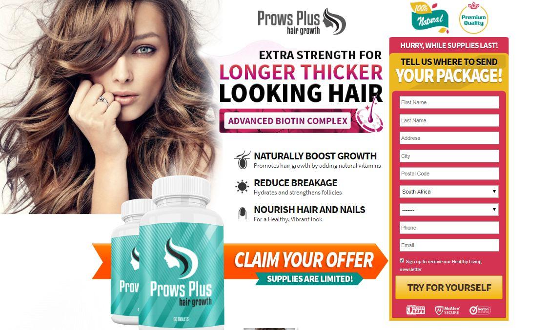 pro plus hair growth formula