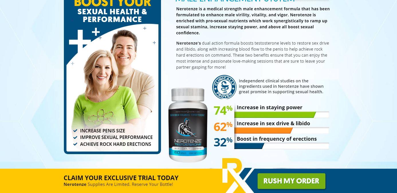 nerotenze testosterone - Australia Supplements